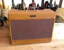 Fender Twin-Amp Wide Panel