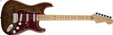 Fender Walnut Top Artisan Stratocaster Maple