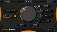Forward Audio faSampleDelay