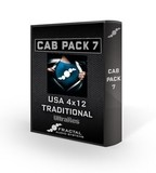 Fractal Audio Systems Cab Pack 7: CK's USA Traditional 4x12 - UltraRes