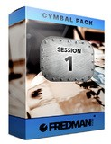 Fredman Digital Cymbal Pack Session 1