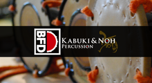 Fxpansion BFD Kabuki & Noh Percussion