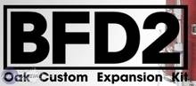 Fxpansion BFD Oak Custom Expansion Kit