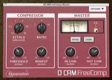 Fxpansion DCAM FreeComp