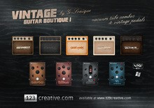 G-Sonique Vintage Guitar Boutique 1