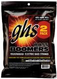 GHS Bass Boomers ML30452 Pack Medium Light 45-100
