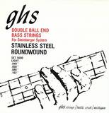 GHS Double Ball End Stainless Steel Bass