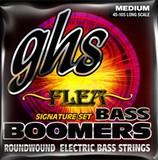 GHS Flea Signature Bass Boomers M3045F 45-105