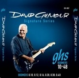 GHS GB-DGF David Gilmour Signature Blue Set 10-48