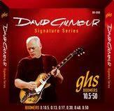 GHS GB-DGG David Gilmour Signature Red Set 10.5-50