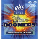 GHS Sub-Zero Bass Boomers CR-M3045 45-105 Medium