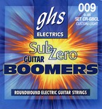 GHS Sub-Zero Guitar Boomers CR-GBCL 09-46 Custom Light