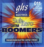 GHS Sub-Zero Guitar Boomers CR-GBM 11-50 Medium