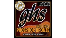 GHS Thin Core Phosphor Bronze