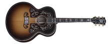 Gibson Bob Dylan SJ-200 Autographed Collector's Edition