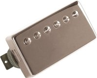 Gibson Burstbucker 1 - Nickel Cover