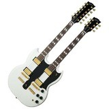 Gibson EDS-1275 Double Neck - Alpine White