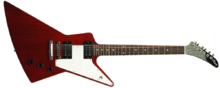 Gibson Explorer '76 Reissue - Cherry