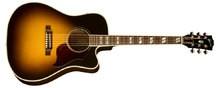 Gibson Hummingbird Pro EC - Vintage Sunburst