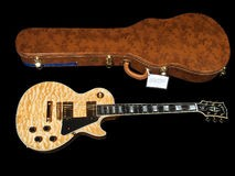 Gibson Les Paul Custom Shop Custom 4A Quilt Top Limited Edition