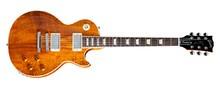 Gibson Les Paul Standard 2013 - Koa Translucent Amber