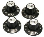 Gibson PK-0140-USA Witch Hat Knob Set