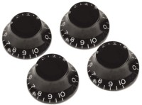 Gibson PRHK-010 Top Hat Knobs Black