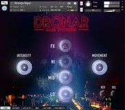 Gothic Instruments Dronar: Dark Synthesis Module