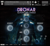 Gothic Instruments Dronar Glitchscapes Module