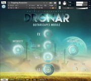 Gothic Instruments Dronar Guitarscapes Module