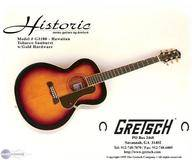 Gretsch G3100 Hawaiian - Tobacco Sunburst