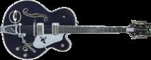 """Gretsch G6136T-CSTRR Custom Shop Rich Robinson """"Magpie"""" with Bigsby"""