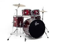 Gretsch GS2-F805 - Dark Red Metallic