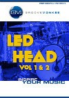 Groove Monkee Led Head Bundle