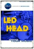 Groove Monkee Led Head Vol 1