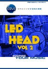 Groove Monkee Led Head Vol 2