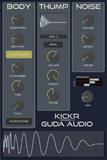 GuDa Audio KickR