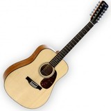 Guitares Boucher Genuine Natural Goose Dreadnought 12