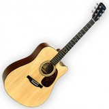 Guitares Boucher Genuine Natural Goose Dreadnought CE