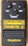 Guyatone PS-008 Parametric EQ