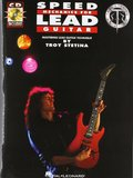 Hal Leonard Troy Stetina - Speed Mechanics For Lead Guitar