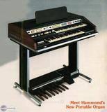 Hammond B200 + Leslie HL422