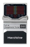 HardWire Pedals HT-6 Polyphonic Tuner