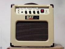 Harley Benton GA5 Modded by Rat Valve Amps