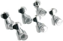 Harley Benton Locking Tuners 6L