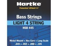Hartke HSB445 - Light 4-string 45-105