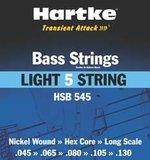 Hartke HSB545 - Light 5-string 45-130