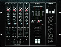 Hi-Level PM4000