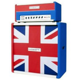 Hiwatt Custom 100 Stack - The Enemy Union Jack