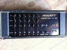 Hiwatt DR112 Custom Built P.A. 100
